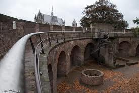 Leiden Monument De Burcht