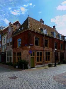 Leiden Pilgrim Museum